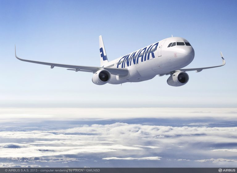 Credit: Finnair / Airbus