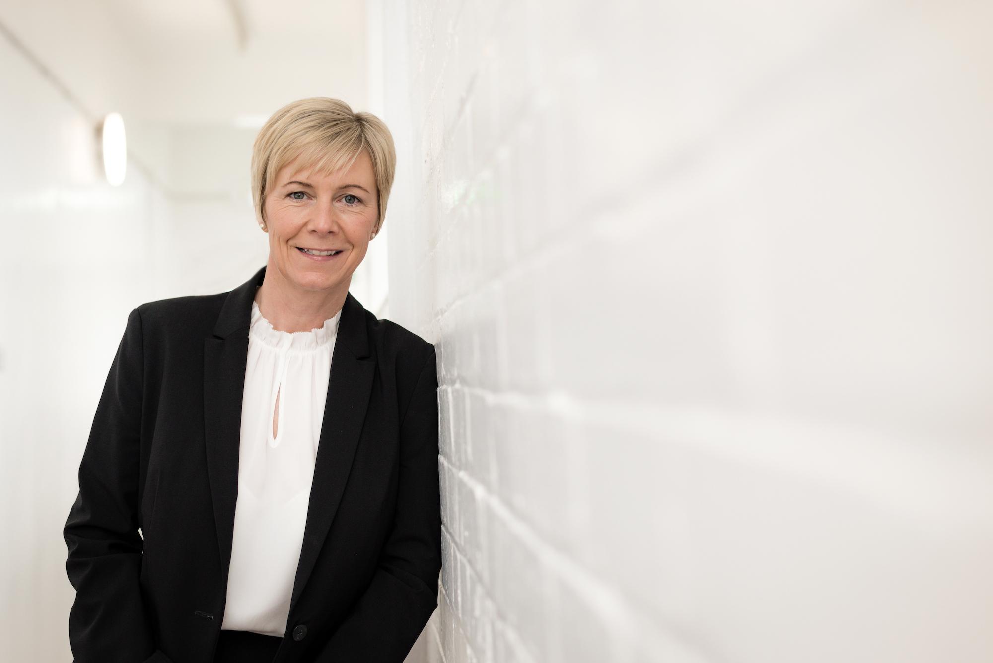 Sarah Ellerby, the CEO of Nova Pangaea Technologies