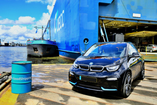 BMW aiming for carbon-neutral supply chain