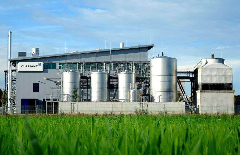 A Clariant plant