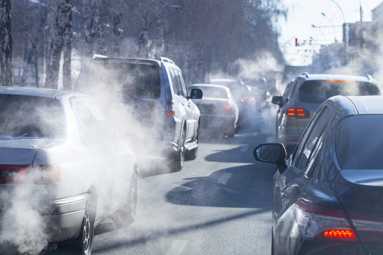 Pollution is on the increase