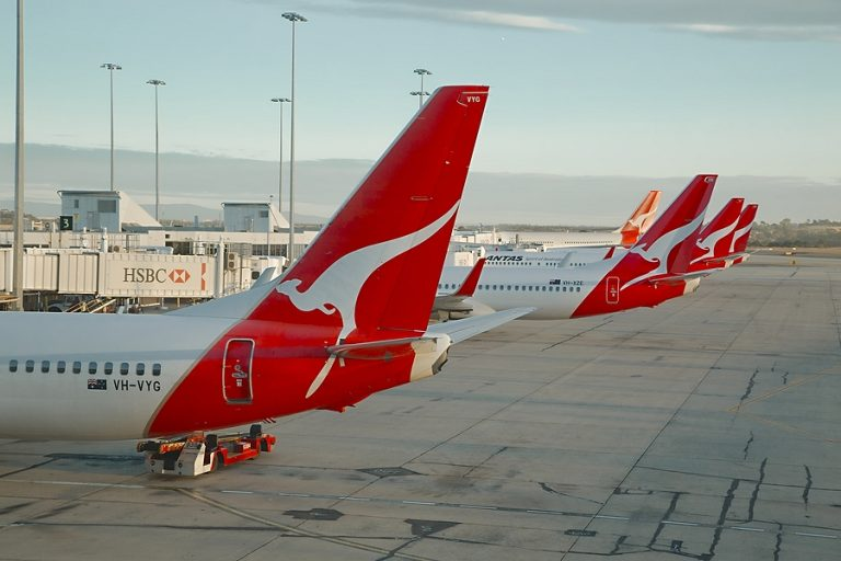 Qantas is a member of Oneworld