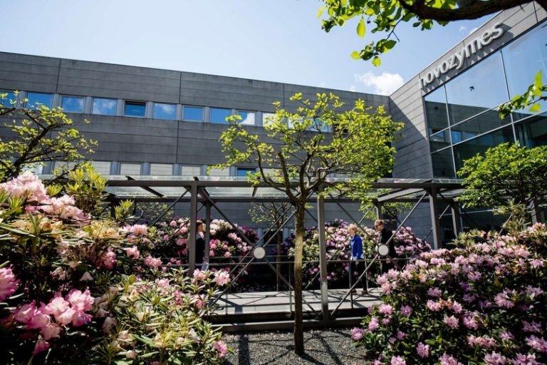 The company headquarters