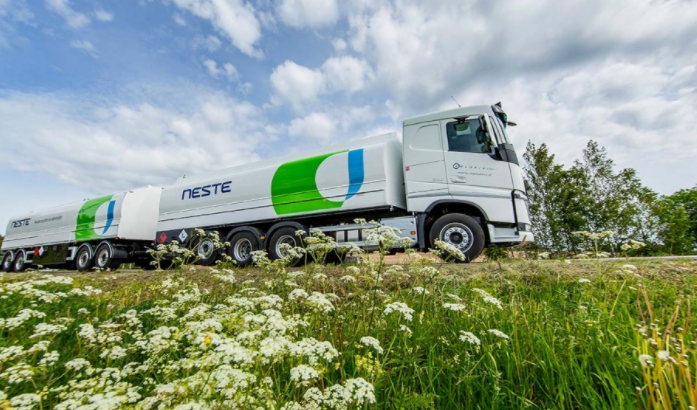 Neste is committed to cutting emissions