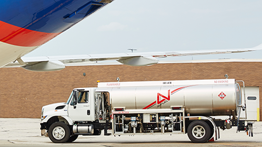 An Avfuel delivery