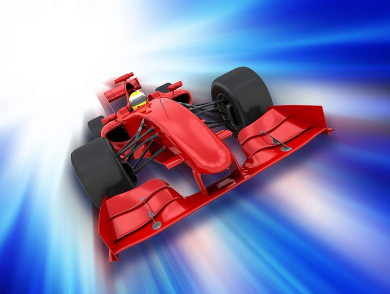Formula One is keen to project a greener image